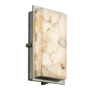Reviews Conovan Outdoor Flush Mount By Rosecliff Heights