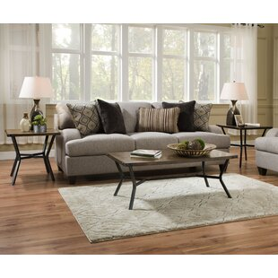 Shop Simmons Upholstery Geaux Sterling Sleeper Sofa by Three Posts