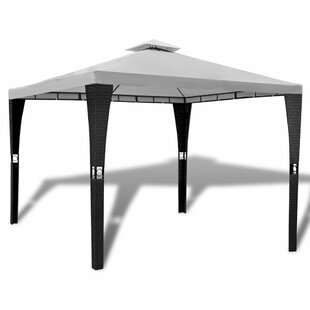 Tiarra 3m X 3m Steel Party Tent By Sol 72 Outdoor