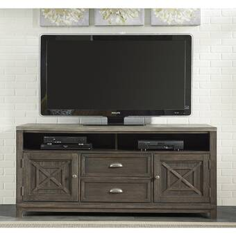 Darby Home Co Upton Cheyney Tv Stand For Tvs Up To 65 Wayfair