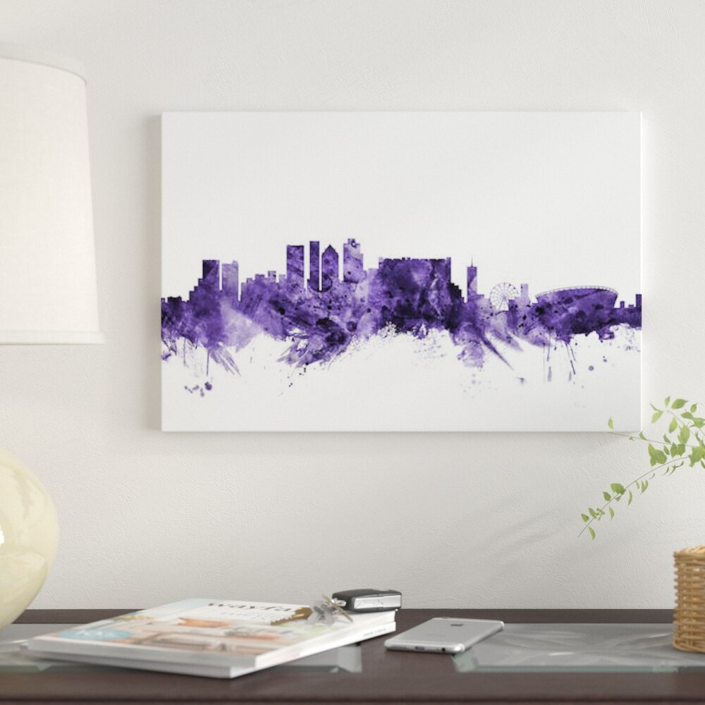 East Urban Home Cape Town South Africa Skyline By