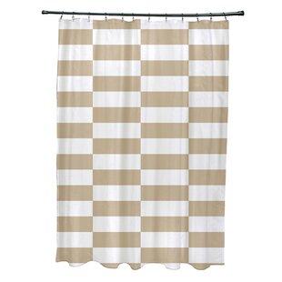 Merrill Single Shower Curtain by Breakwater Bay Sale