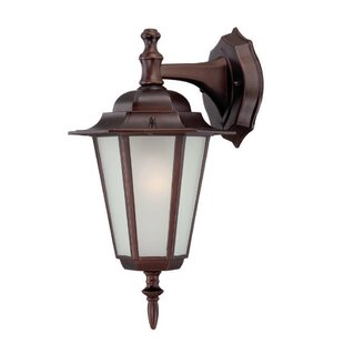 Stovall Outdoor Wall Lantern by Charlton Home
