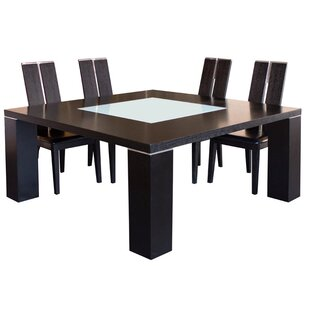 Elite Square Dining Table Sharelle Furnishings