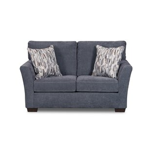 Gregorio Loveseat by Simmons Upholstery by Red Barrel Studio