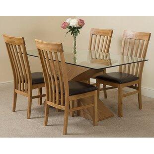 Soaring Ridge Oak Dining Set ...