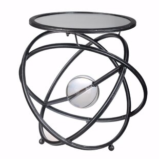 Villanova Riveting Spheres End Table