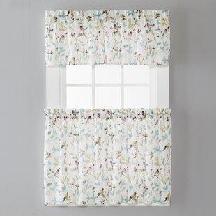 Curtain Wildlife Valances Kitchen Curtains You Ll Love In 2021 Wayfair