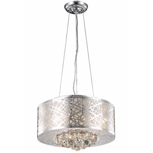 Wade Logan Athema 4-Light Pendant