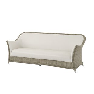 Brunilda Garden Sofa With Cushions By Sol 72 Outdoor