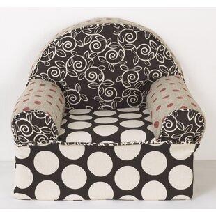 Raspberry Dot Kids Cotton Chair by Cotton Tale
