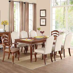 Flavien II 9 Piece Dining Set Infini Furnishings