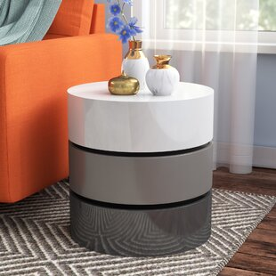 Best Belafonte End Table by Wade Logan
