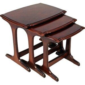 3-tlg. Satztisch-Set Hugon von Home & Haus