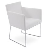 Harput Wire Dining Chair by sohoConcept