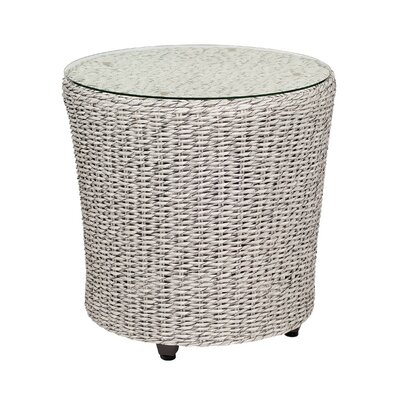 Isabella Side Table by Woodard Herry Up