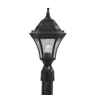 Segovia Outdoor 1-Light Lantern Head by Great Outdoors by Minka