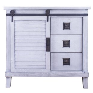 Marcial 3 Drawer Accent Cabinet By Gracie Oaks