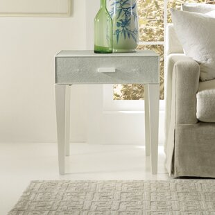 Shagreen End Table