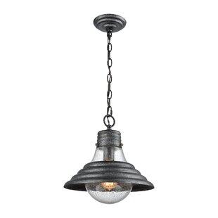 Mercury Row Coger 1-Light Cone Pendant