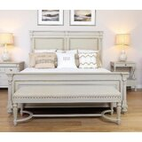 Camden Queen Upholstered Sleigh Bed by Fine Furniture Design
