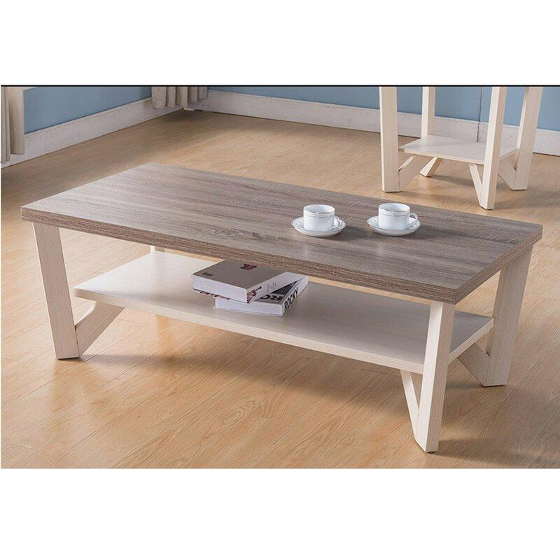 Gracie Oaks Nhien 2 Piece Coffee Table Set Wayfair