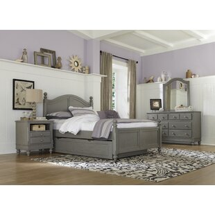 Nickelsville Panel Bed with Trundle