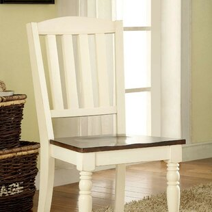 August Grove Putnam Upholstered Dining Chair (Set of 2)