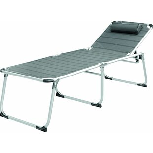 Sinegal Reclining Sun Lounger By Sol 72 Outdoor
