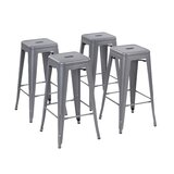 Hatchett Counter & Bar Stool (Set of 4) by Williston Forge