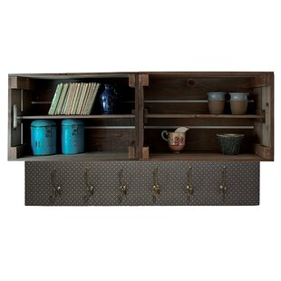 Bethany Double Apple Box Accent Shelf By August Grove