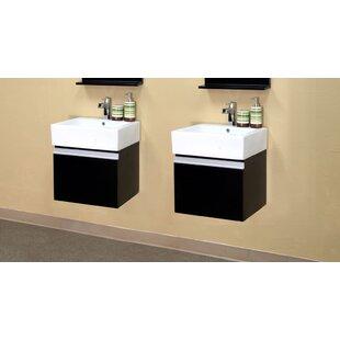 Mason 41 Double Bathroom Vanity Set by Bellaterra Home