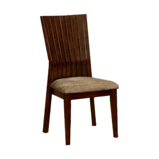 Mazucci Solid Wood Dining Chair (Set of 2) by Loon Peak