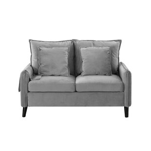 Online Reviews Kandace Loveseat by Wrought Studio Reviews (2019) & Buyer's Guide