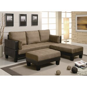 Woodbridge Sectional by Andover Mills