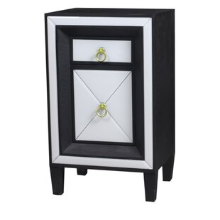Beverly 1 Drawer Nightstand by Statements by J