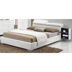 Devine Upholstered Panel Bed by Orren Ellis