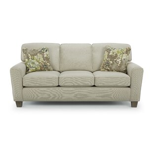 Deals Kaylin Beveled Arm Standard Sofa by Alcott Hill Reviews (2019) & Buyer's Guide