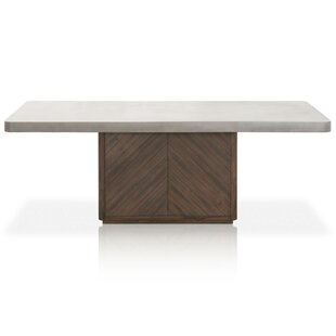 Bog Water Dining Table by Foundry Select
