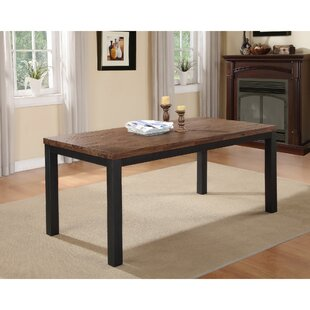Picard Solid Wood Dining Table by Williston Forge