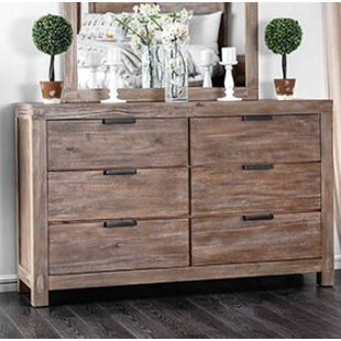 Foundry Select Benally 6 Drawer Double Dresser