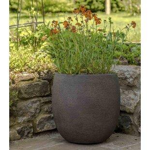 Emery Fibreglass Plant Pot By Freeport Park