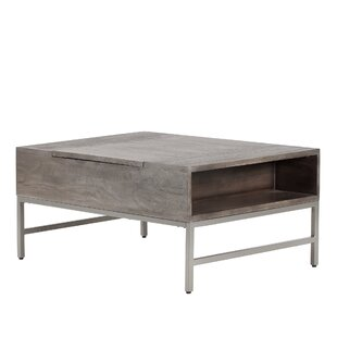Norris Lift Top Coffee Table with Storage