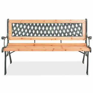 Sherwin Wooden Bench By Sol 72 Outdoor