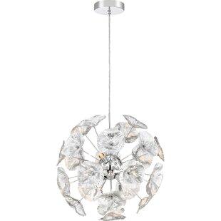 Affordable Evan 6-Light Sputnik Chandelier By Orren Ellis