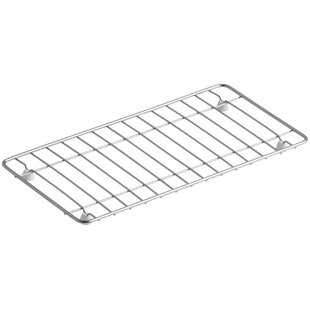 Undertone Stainless Steel Sink Rack, 15-3/16