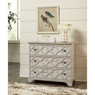 Castelnaud Benoit 3 Drawer Dresser
