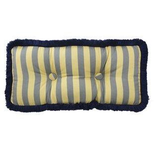 Sanctuary Rose Tufted Cotton Lumbar Pillow