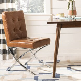 Goslinga Tufted Upholstered Dining Chair