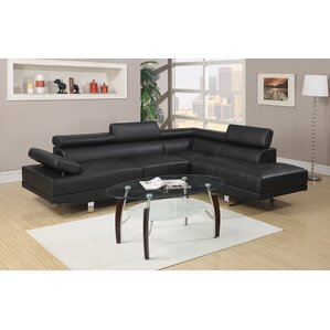 Armadale Reclining Sectional by Brayden Studio